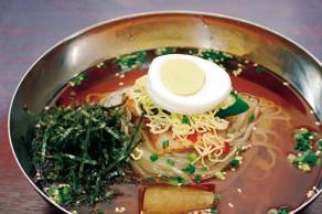 明野店 別府冷麺