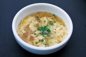 賀来店 たまごスープ